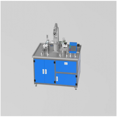 Industrial Robot Workstation for Integrated Equipment